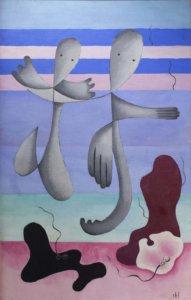 rita kernn-larsen Collezione Peggy Guggenheim venezia