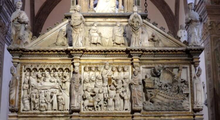 sant'eustorgio cappella portinari milano arca san pietro martire