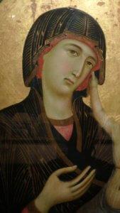 museo duomo siena Duccio di Buoninsegna Madonna di Crevole