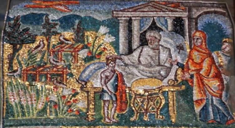 santa maria maggiore mosaici