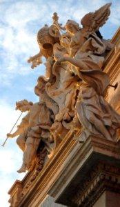 fontana di trevi fountain