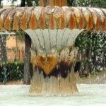 roma villa borghese fontana dei cavalli marini