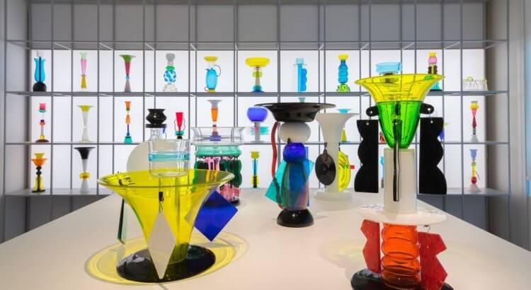 ettore sottsass vetro fondazione cini biennale venezia