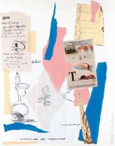 mostra Pablo Echaurren. Du champ magnétique. Opere 1977-2017 biennale venezia 2017