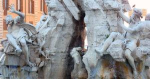 Fontana Bernini Piazza Navona