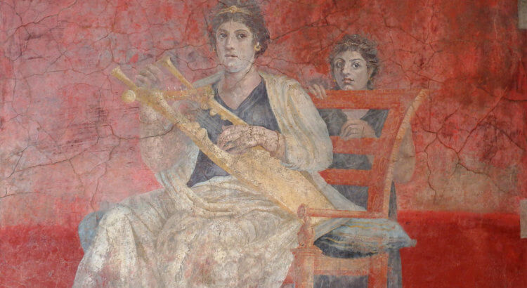 Metropolitan Museum Affreschi Romani