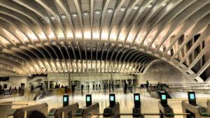 oculus calatrava world trade center new york