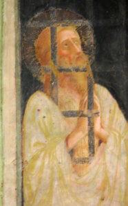 castiglione olona battistero affreschi masolino da panicale branda castiglioni