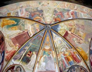 castiglione olona collegiata affreschi masolino da panicale