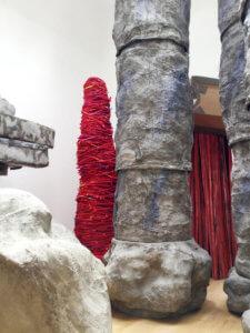 Pyllida Barlow Folly Biennale Venezia 2017