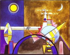 Wassily Kandinsky Reggio Emilia