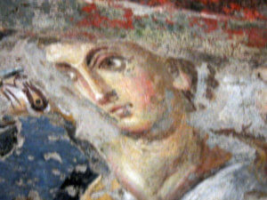 chiesa santa maria antiqua roma angelo bello affreschi