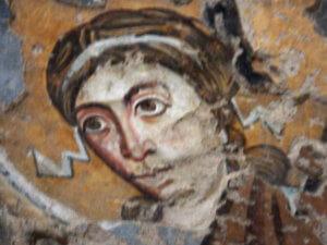 chiesa santa maria antiqua roma affreschi