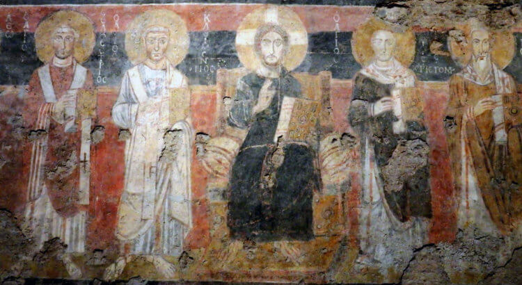 chiesa santa maria antiqua roma