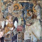 chiesa santa maria antiqua roma parete palinsesto