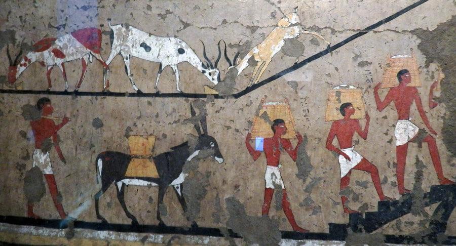 Museo Egizio Torino Tomba Iti Neferu