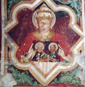 duomo spoleto cappella sant'anna