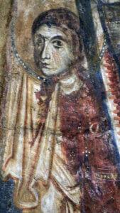 Cripta San Vito Gravina affreschi