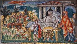 roma basilica santa maria maggiore mosaici