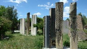 Museo Sciola San Sperate giardino sonoro
