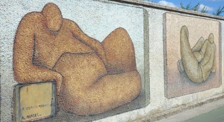 san sperate murales raffaele muscas