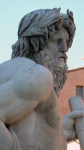 fontana piazza navona bernini