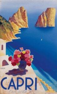 mostra pubblicità fondazione magnani rocca mamizno di traversetolo parma Marcello Puppo Capri Isola del Sole