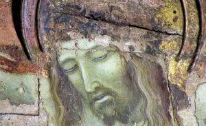Crocifissione Ambrogio Lorenzetti mostra siena