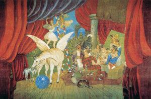 picasso mostra scuderie quirinale balletto parade