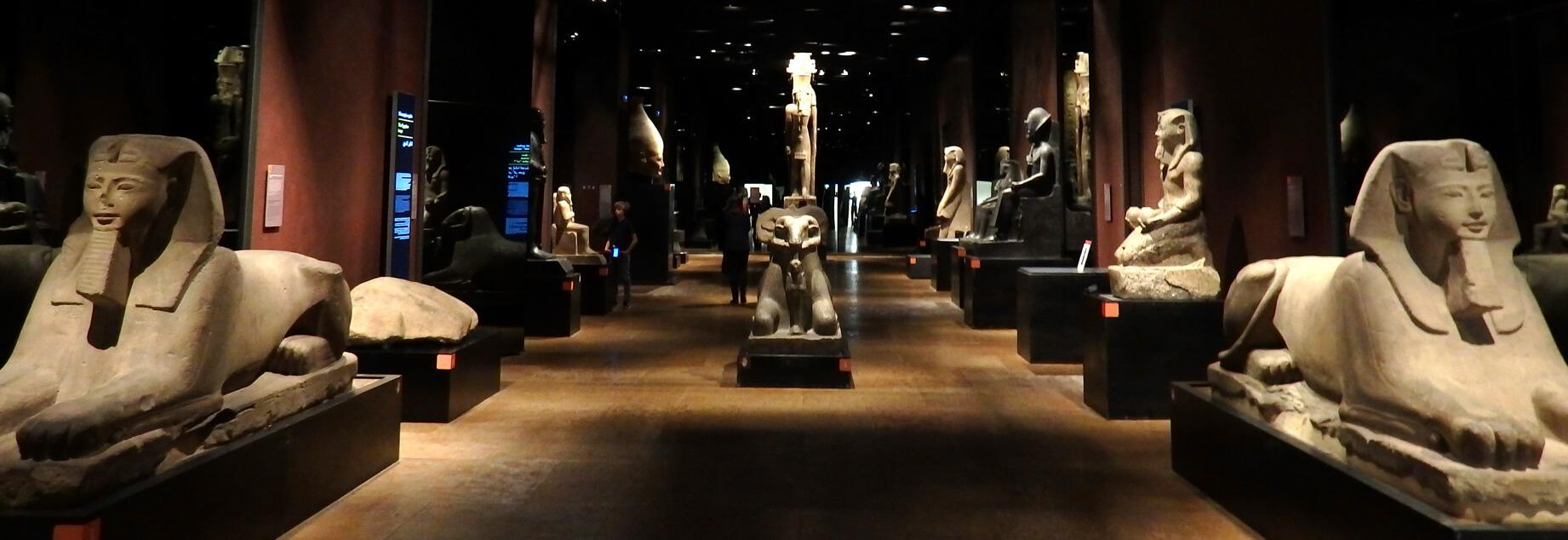 museo egizio torino sala dei re