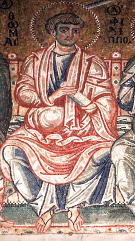 mosaici abbazia san nilo grottaferrata