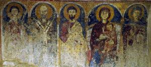 Cripta San Vito Gravina affreschi bizantini