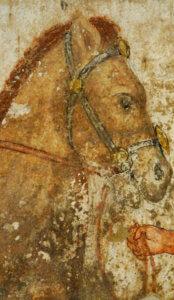 museo archeologico egnazia affreschi messapici