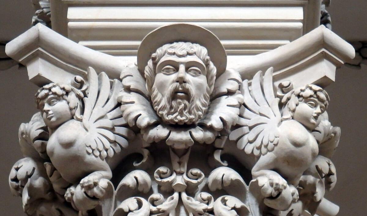 barocco leccese chiesa santa croce lecce capitelli