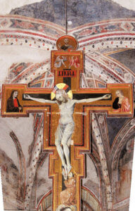 Maestro della Croce di Trevi - Crocifisso di San Francesco