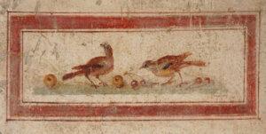 casa del principe di napoli pompei affreschi
