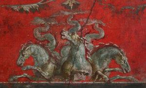 Casa dei vettii pompei affreschi