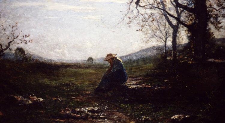 Antonio Fontanesi - La solitudine