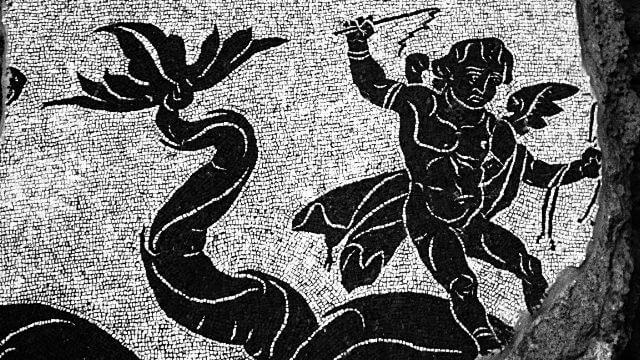 terme caracalla mosaici
