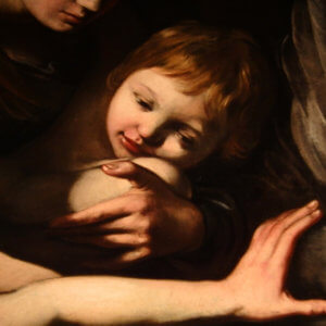 pio monte della misericordia napoli caravaggio sette opere misericordia quadro