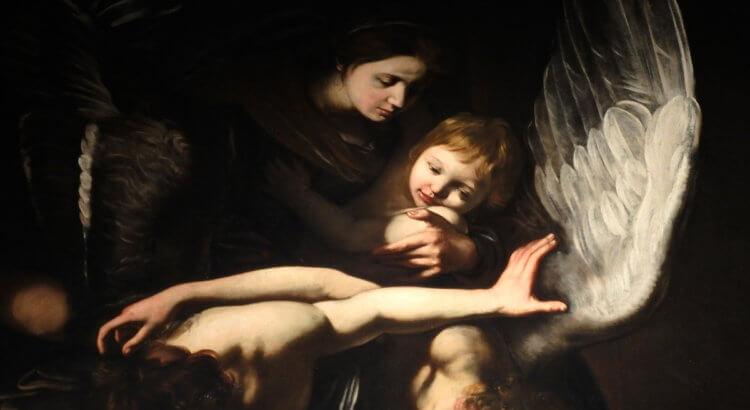 caravaggio sette opere di misericordia