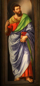 Lorenzo di Credi San Bartolomeo Orsanmichele Firenze