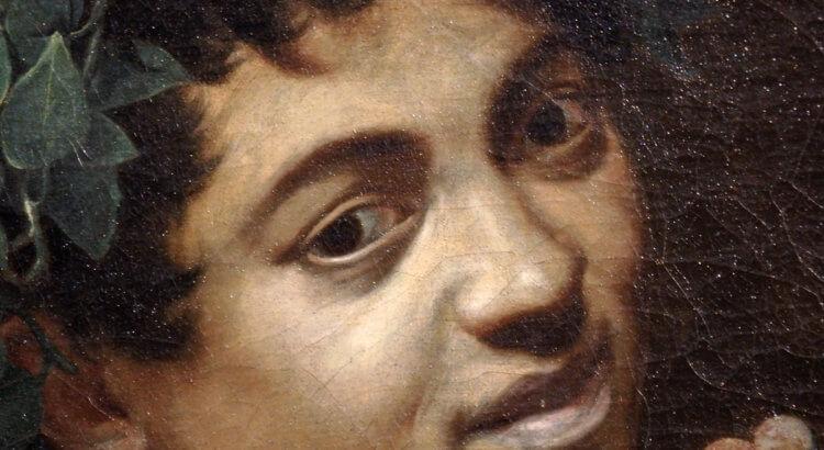 caravaggio bacchino malato galleria borghese roma
