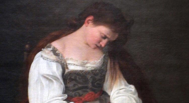 caravaggio maddalena penitente galleria doria pamphilj roma