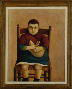 Lucca L'artista bambino