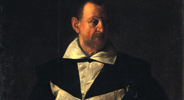 caravaggio ritratto antonio martelli palazzo pitti firenze