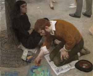 """Risultato immagini per quadri di gely korzhev"""""""
