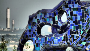 niki de saint phalle giardino dei tarocchi capalbio