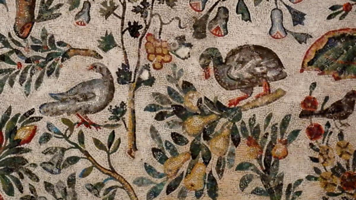Come Costruire Un Mosaico mausoleo di santa costanza: i primi mosaici cristiani - artepiù