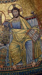 mosaici santa maria in trastevere